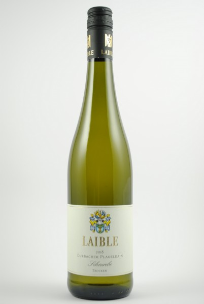 2019 Scheurebe Plauelrain (VDP 1.Lage) QbA trocken, Laible