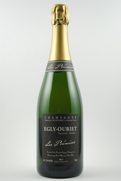 Champagner Egly-Ouriet Prémices Extra Brut