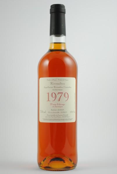 1979 Rivesaltes Ambré 39 ans, Mas Blanc