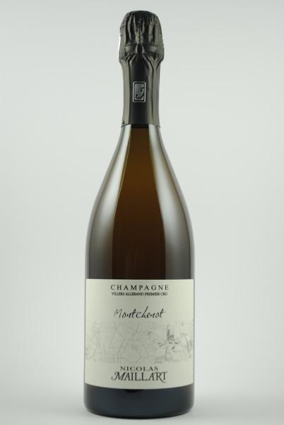Champagner Nicolas Maillart 1er Cru Monchenot Extra Brut (Blanc de Noirs)