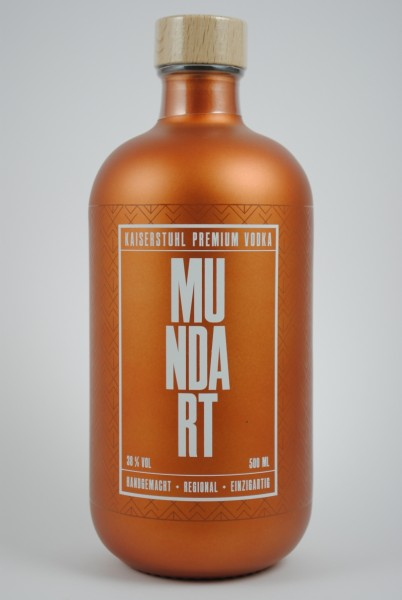 MUNDART Kaiserstuhl Premium Vodka