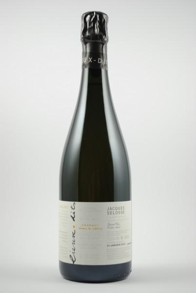 Champagner Lieux Dits Cramant Extra Brut (Deg. 01/19), Jacques Selosse