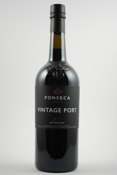 2017 Vintage Port, Fonseca