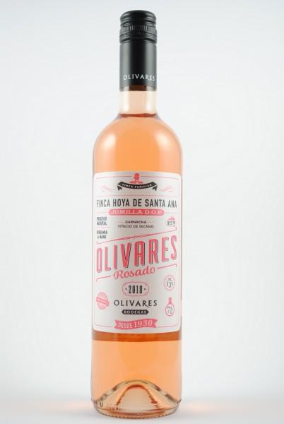 2019 Olivares Rosado