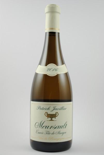 2016 Meursault Cuvée Tête de Murger, Javillier