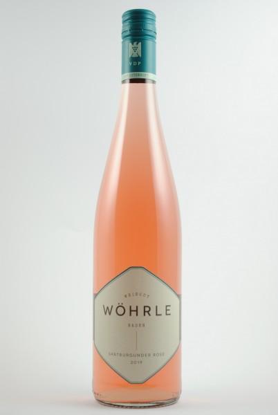 2019 Spätburgunder Rosé QbA trocken, Wöhrle